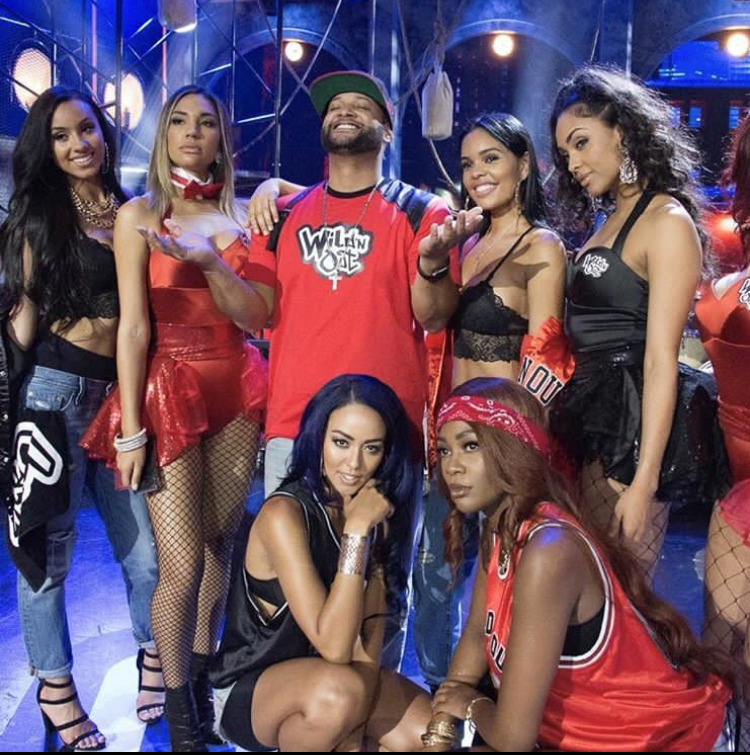 Filming Season 10 of MTV Wild 'n Out