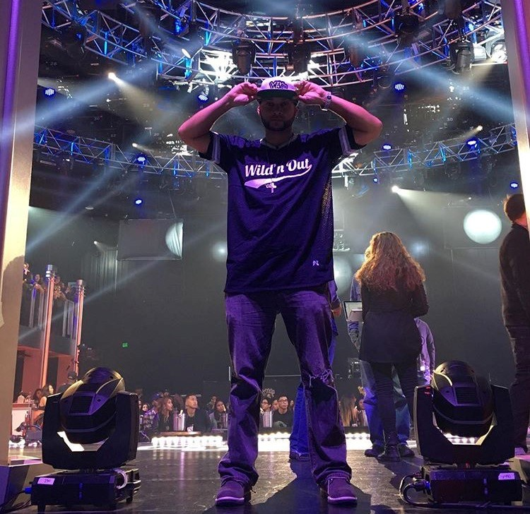 Tonio Skits on MTV Wild 'n Out Season 8