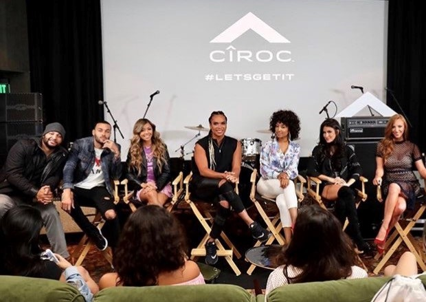 Panelist at CIROC x COMPLEX Hustle Hour